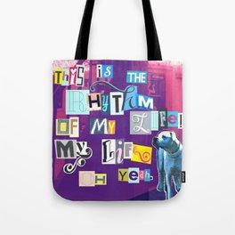 Rhythm  Tote Bag