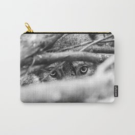 Wild Eyes Wolf Edition Carry-All Pouch