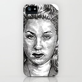 Double Indemnity iPhone Case