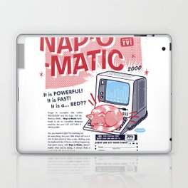 Nap-o-Matic Laptop & iPad Skin