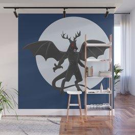 Jersey Devil Wall Mural