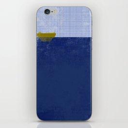 Sea vs Gravity  iPhone Skin