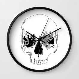 Still Existing Wall Clock