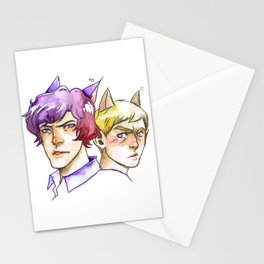 Catlock Stationery Cards