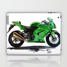 Kawasaki Ninja Laptop & iPad Skin