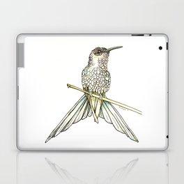 Swallowtail Hummingbird Laptop & iPad Skin
