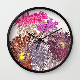 From beauty to beauty Wall Clock