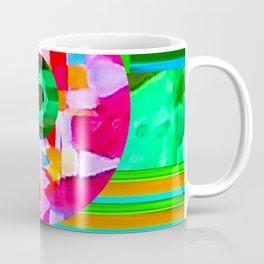 Abstract #302 Coffee Mug