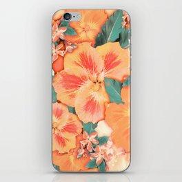 Aloha Orange Sherbet iPhone Skin