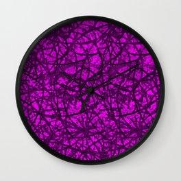 Grunge Art Abstract G55 Wall Clock
