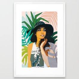 Nature Lover Framed Art Print