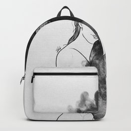 Sweet surrender. Backpack