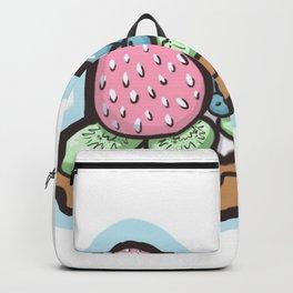 Fruit tart! Backpack