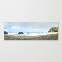 Kauai Rainbow Canvas Print
