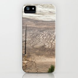 The Bacteria Mats iPhone Case
