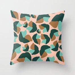 Thyra XIV Throw Pillow
