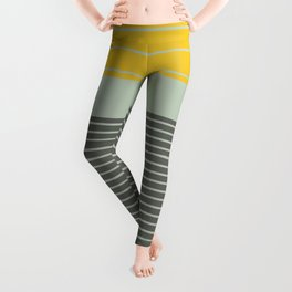 Stripe Pattern III Leggings