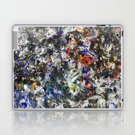 Made by Hand (oil on canvas) Laptop & iPad Skin