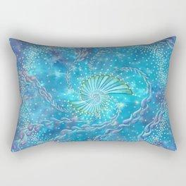 Source Energy Rectangular Pillow