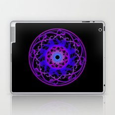 Peace Mandala Laptop & iPad Skin