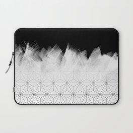 Christmas Geometric Pattern Laptop Sleeve