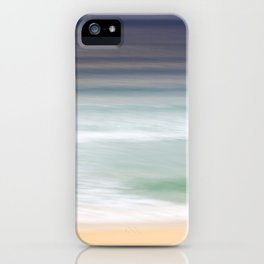The Beach at Nisabost iPhone Case