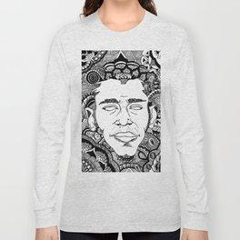 Black on Both Sides Long Sleeve T-shirt