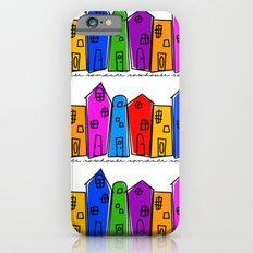 Rowhouse Romance Slim Case iPhone 6s