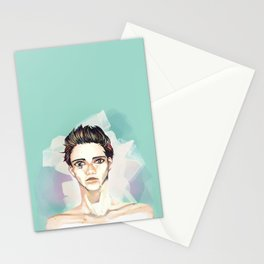 Your Moles are Stars Stationery Cards