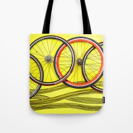 065: Pirelli - 100 Hoopties Tote Bag