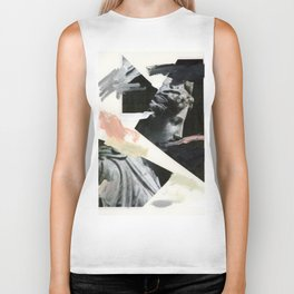 Untitled (Painted Composition 3) Biker Tank