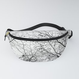 Tree Silhouette Series 2 Fanny Pack