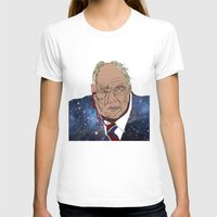 patrick T-shirts featuring Patrick Moore by ochre7