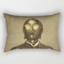 Baron Von Three PO  Rectangular Pillow