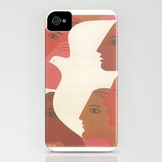 Peace iPhone (4, 4s) Slim Case