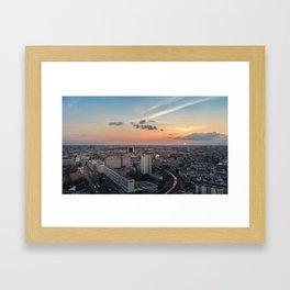 Berlin Mitte Framed Art Print