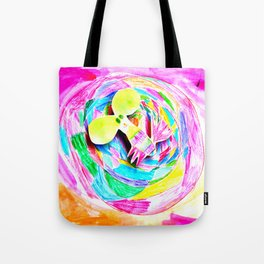 SWiRL iN FEELiNGS Tote Bag
