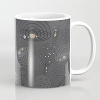 cosmic Mugs featuring cosmic by ugumbela