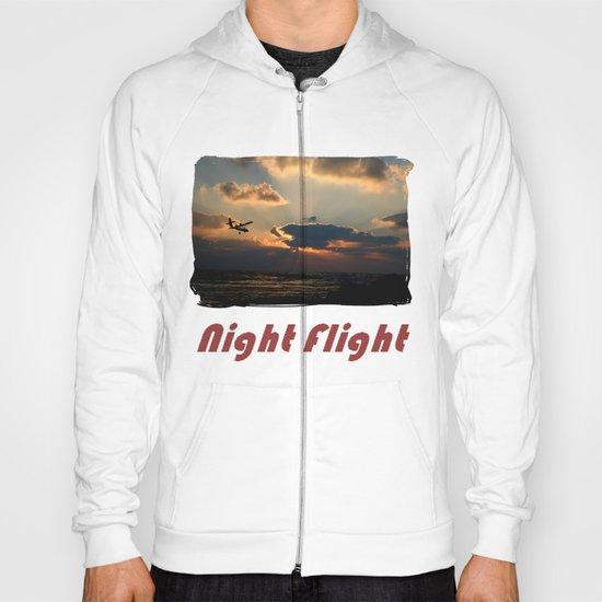 Night Flight Hoody