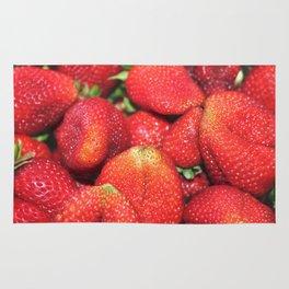 Strawberry Fest Rug