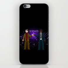 Ode to The Cosmos iPhone & iPod Skin