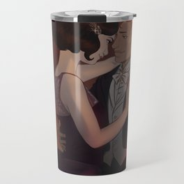 Ball night Travel Mug