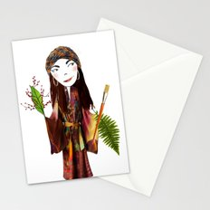 Our Lady of the Prairie Stationery Cards