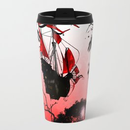 RED SAILS - GMB CHOMICHUK Travel Mug