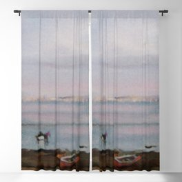 Marina/Mariña/Seascape Blackout Curtain