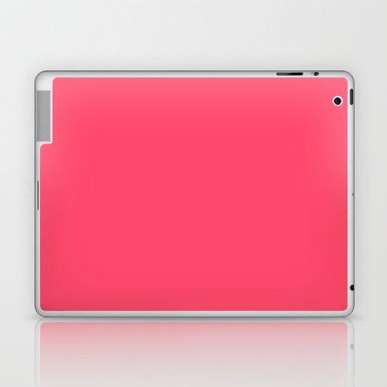 Pinky Red Laptop & iPad Skin