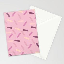 Lilac Rain Stationery Cards