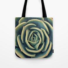 Echeveria x Imbricata Succulent Tote Bag