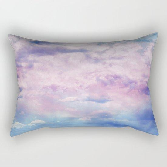 Cloud Trippin' Rectangular Pillow