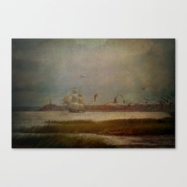 In Another Lifetime Canvas Print
